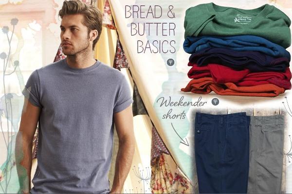Abbigliamento uomo nelle marche